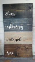Load image into Gallery viewer, Arizona Home - Carved Wood Sign