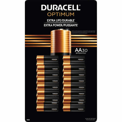 Duracell Optimum AA Batteries