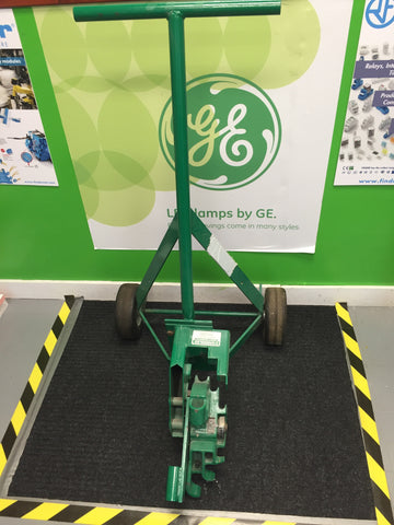 USED GREENLEE 1800 Mechanical Bender