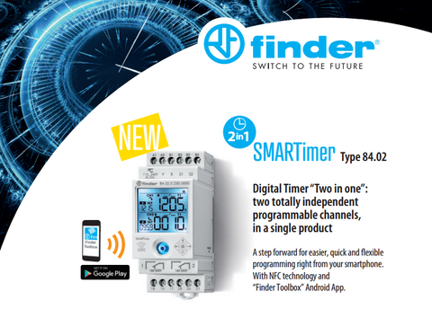 SMARTimer Type 84.02 The 84.02.0.024.0000  &  84.02.0.230.0000