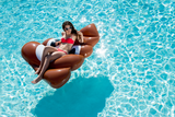 💩  Giant Poop Emoji Pool Float