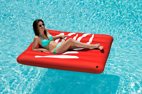 💯 Giant 100 Emoji Pool Float