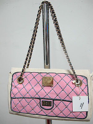 FUN IS NOT EXPENSIVE borsa donna modello BORSA colore BEIGE/ROSA ESTATE 2013 - dodo.club - 1