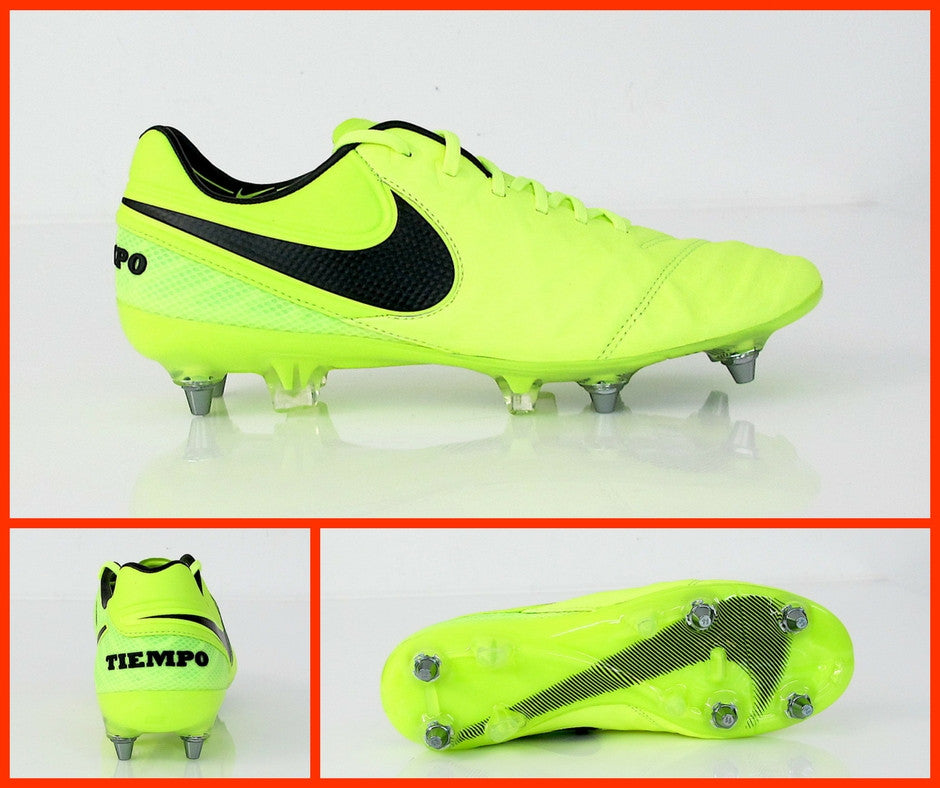 new product 717e9 21bda nike tiempo giallo