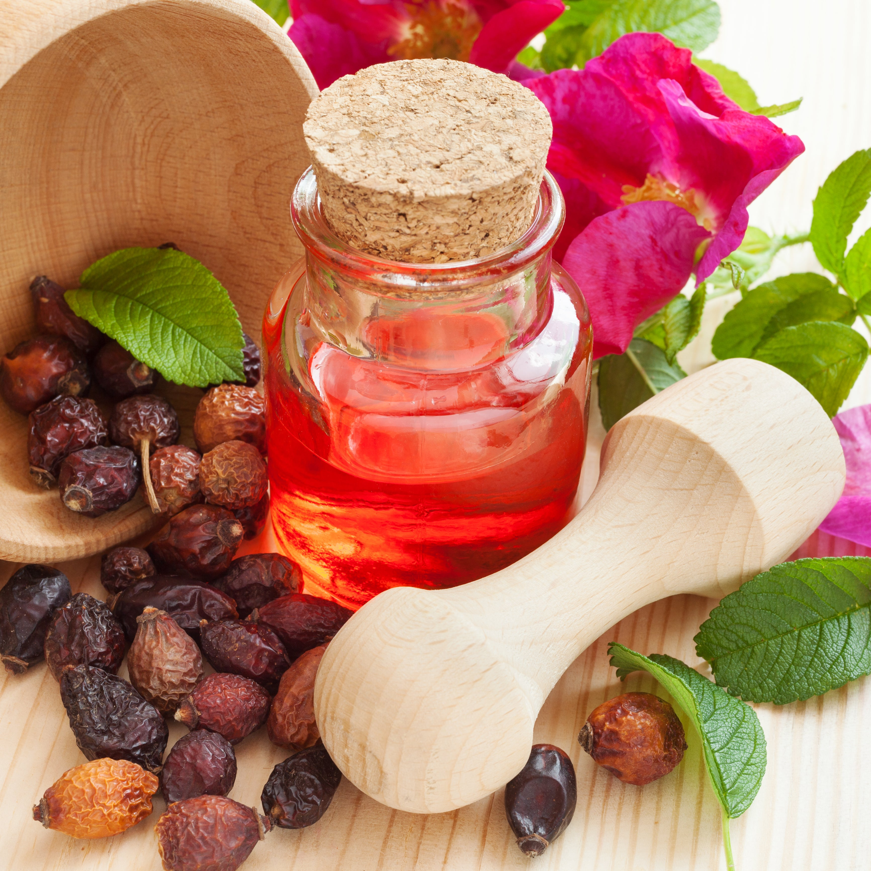 Rose Hip Seed Oil:  A versatile oil with amazing benefits
