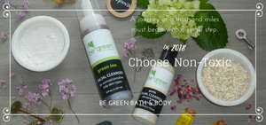 Be Green Bath and Body EWG Verfified Products