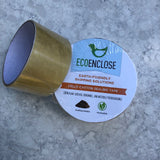 Eco enclose plant based biodegradable packing tape