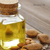 Gentle Baby Oil contains almond oil- Be Green Bath and Body