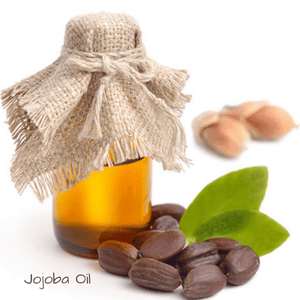 Gentle Baby Oil contains jojoba oil- Be Green Bath and Body