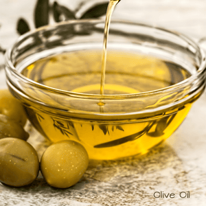 Simply Baby Oil contains olive oil - Be Green Bath and Body