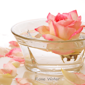 Toner- Refreshing Rose contains rose water- Be Green Bath and Body
