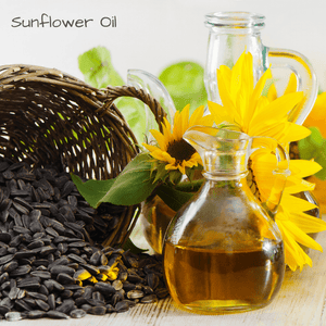 Serum for Oily Skin contains sunflower oil - Be Green Bath and Body