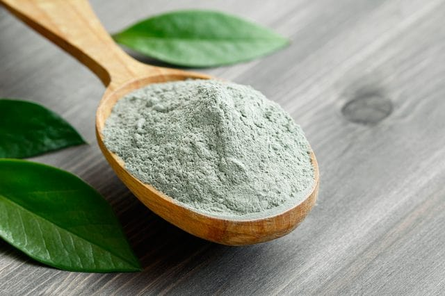 Green Clay - Be Green Bath and Body