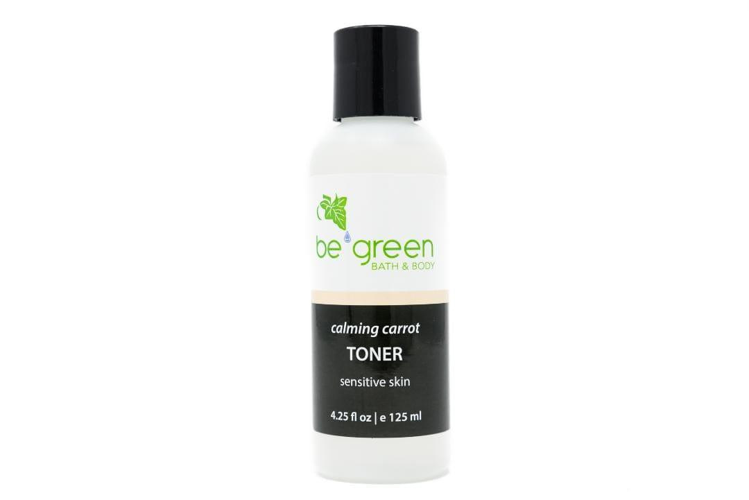 Toner- Calming Carrot Seed - Be Green Bath and Body