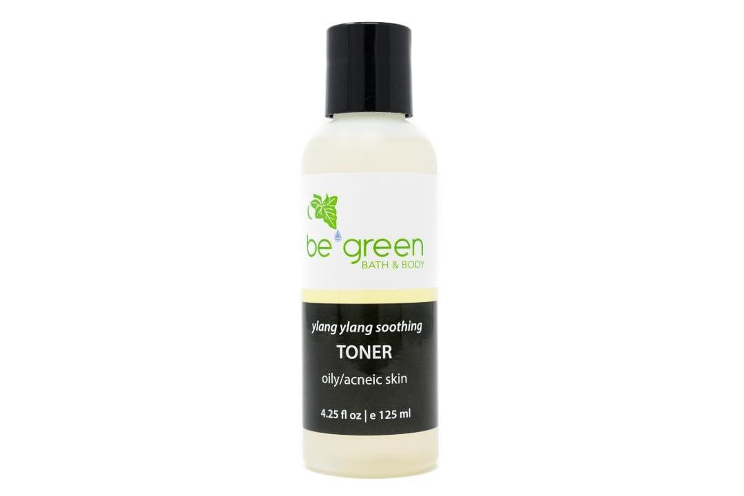 Toner- Ylang Ylang Soothing - Be Green Bath and Body