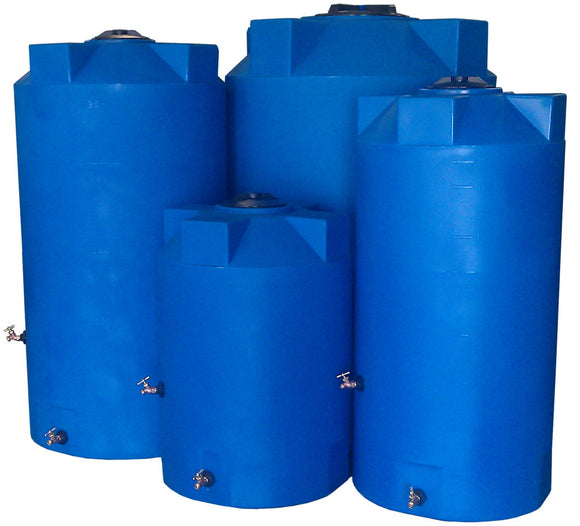 Heavy Weight Emergency Water Storage Containers