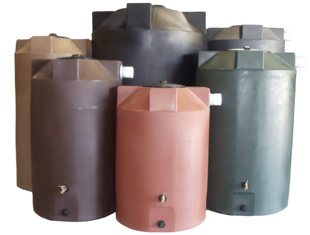 Rainwater Storage Containers Rain Collection Water