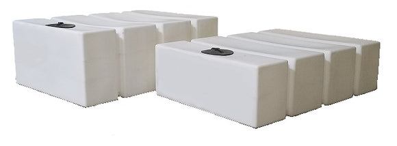 Rectangular Water Containers