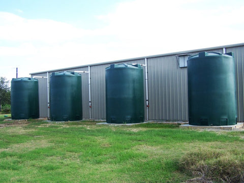 5000 Gallon Rainwater Storage Container | Rain Harvesting Tank | Rain Collection Tank | Water Container Store