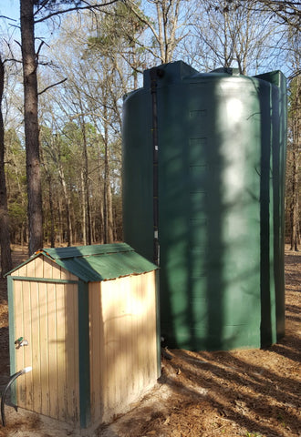 5000 Gallon Water Storage Container | Water Container Store