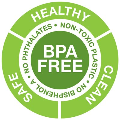 145 Gallon Horizontal Container | BPA Free Logo