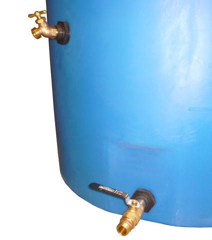 150 Gallon Emergency Water Storage Container | Water Container Store