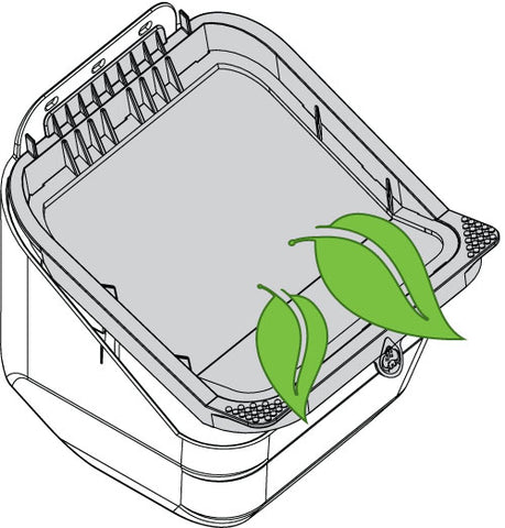 "3"" Leaf Eater Advanced 
