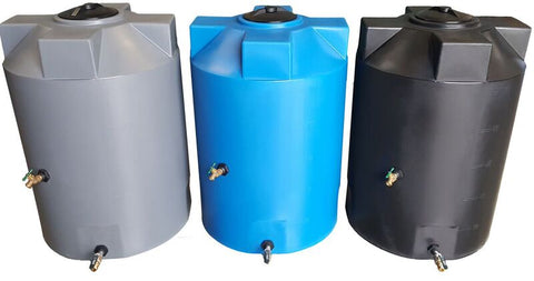 125 Gallon Heavy Weight Emergency Water Storage Container | Water Container Store