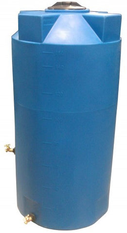 150 Gallon Heavy Weight Emergency Water Storage Container | Water Container Store