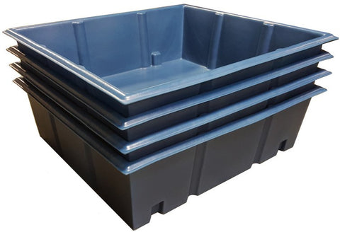 200 Gallon Spill Containment Tray | Secondary Containment Tank | Spill Containment Basin | Water Container Store