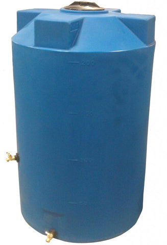 200 Gallon Heavy Weight SunShield Emergency Water Storage Container | Water Container Store