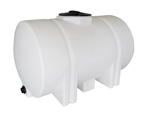 325 Gallon Heavy Weight Horizontal Container | Natural | Water Container Store