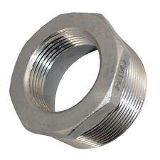 "1.25"" to 1"" Stainless Steel Reducer Bushing 