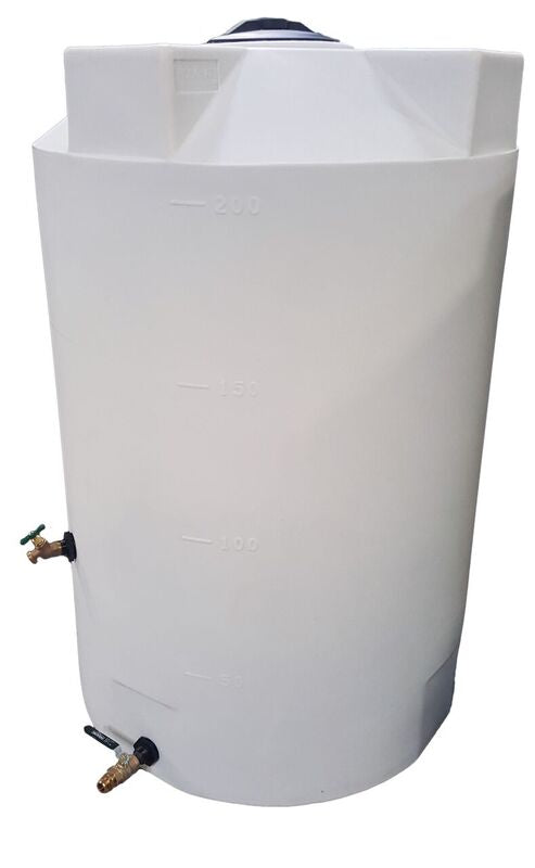 200 Gallon SunShield Emergency Water Storage Container - Water Container Store