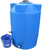 100 Gallon Emergency Water Storage Container - Water Container Store