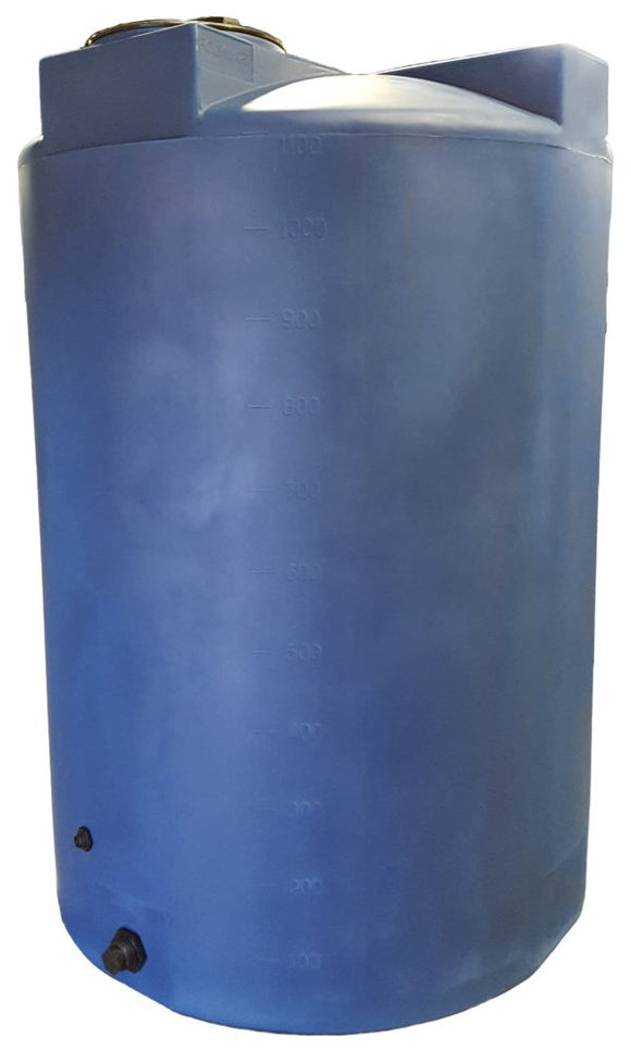 1150 Gallon Heavy Weight Emergency Water Storage Container - Water Container Store