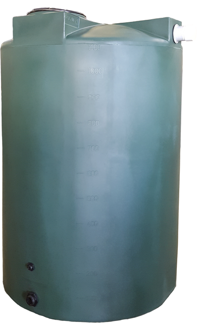 1150 Gallon Rainwater Storage Container - Water Container Store