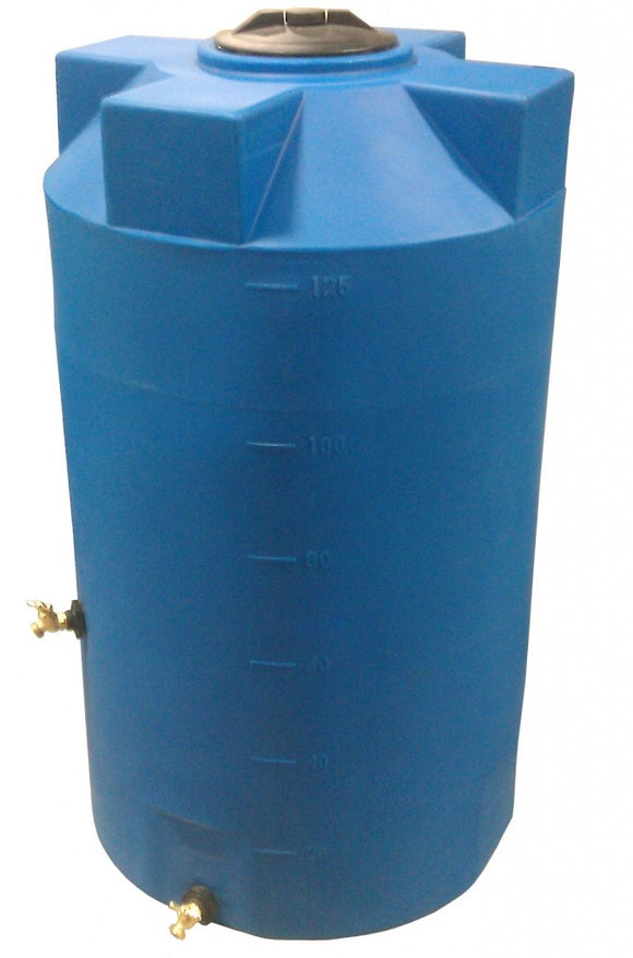 125 Gallon Heavy Weight SunShield Emergency Water Storage Container - Water Container Store