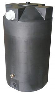 125 Gallon First Flush Container - Water Container Store