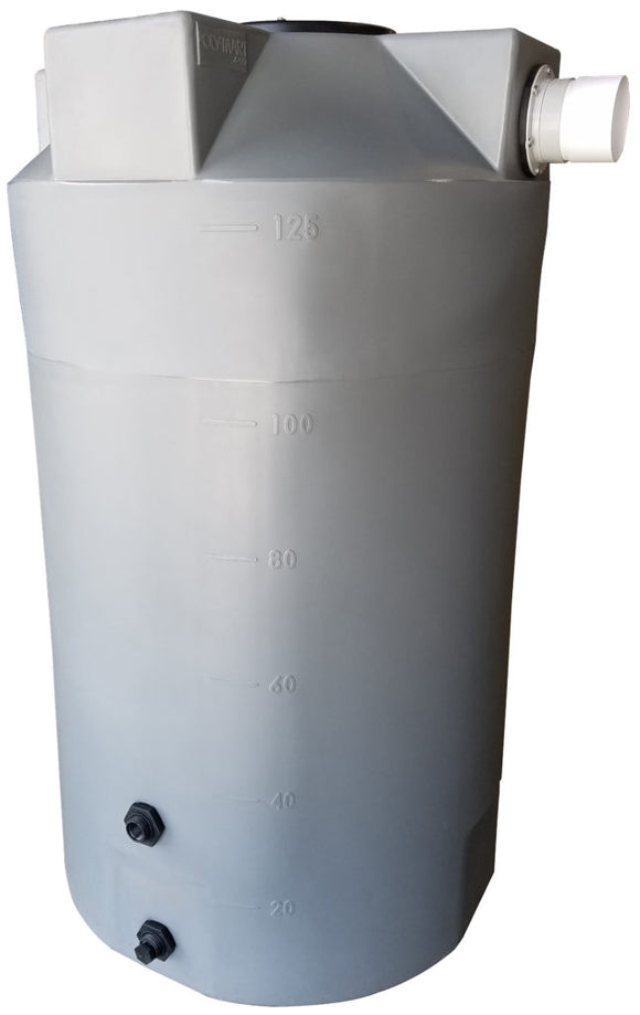 125 Gallon SunShield Rainwater Storage Container - Water Container Store
