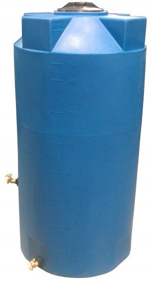 150 Gallon Heavy Weight SunShield Emergency Water Storage Container - Water Container Store