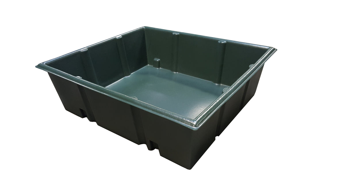 200 Gallon Spill Containment Tray Spill Basin Water