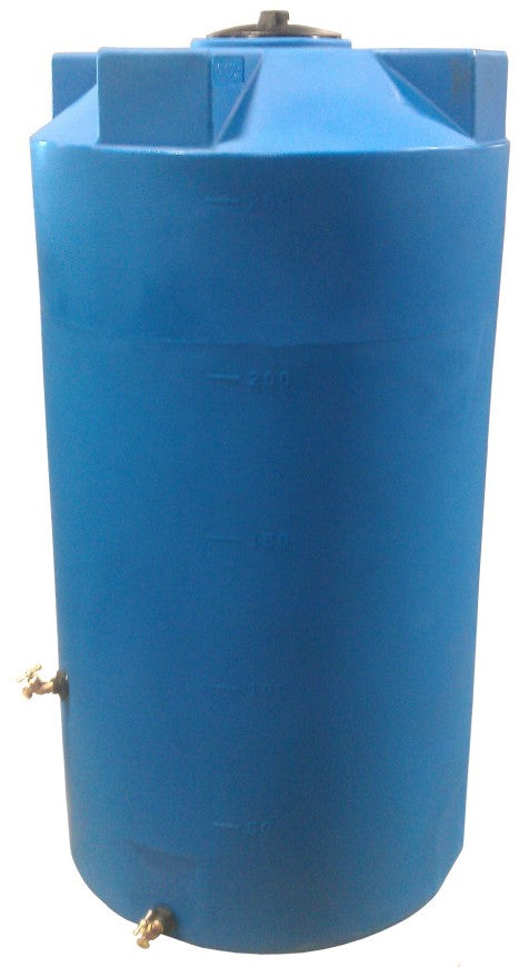 250 Gallon Heavy Weight SunShield Emergency Water Storage Container - Water Container Store