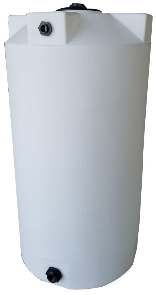 250 Gallon Heavy Weight Plastic Storage Container - Water Container Store