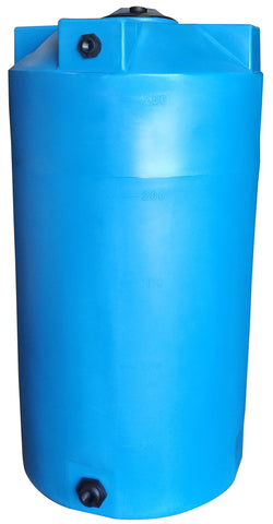 250 Gallon Heavy Weight Plastic Storage Container | Poly Storage Tank | Water Container Store