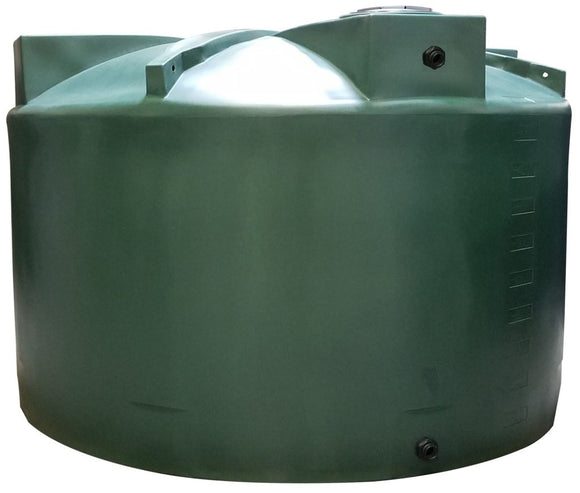 Short 5000 Gallon Water Storage Container - Water Container Store