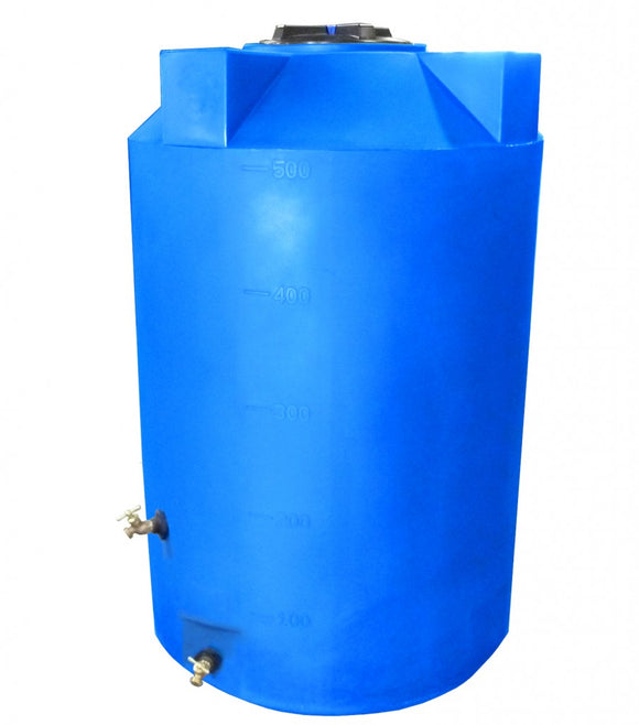 500 Gallon SunShield Emergency Water Storage Container - Water Container Store