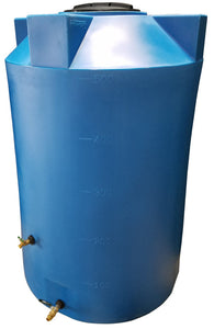 500 Gallon Heavy Weight Emergency Water Storage Container - Water Container Store