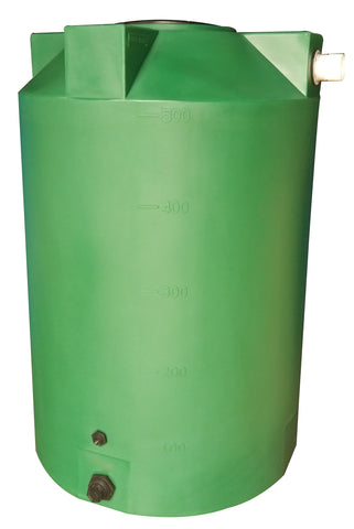 500 Gallon SunShield Rainwater Storage Container | Rain Harvesting Tank | Rain Collection Tank | Water Container Store