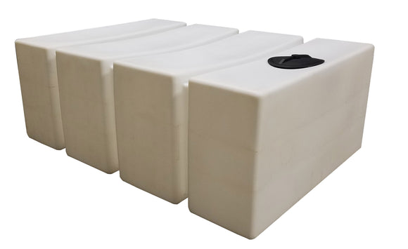 700 Gallon Rectangle Storage Container - Water Container Store